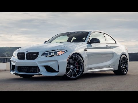 446 HP DINAN 'S2' BMW M2 - One Take