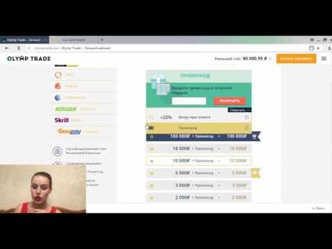 Платформы по бинарным опционам