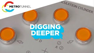 Digging Deeper: TBM Cabin