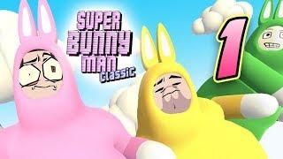 Super Bunny Man: Rolling Rabbits - PART 1 - Game Grumps