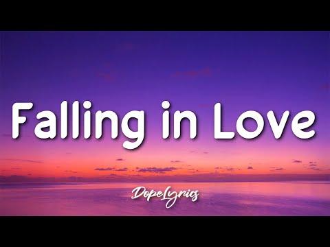 Becktoria - Falling in Love (Lyrics) 🎵