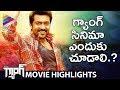 Gang Telugu Movie HIGHLIGHTS | Suriya | Keerthy Suresh | Anirudh | #Gang | Telugu FilmNagar