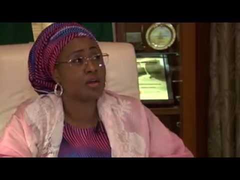 Aisha Buhari, BBC hausa