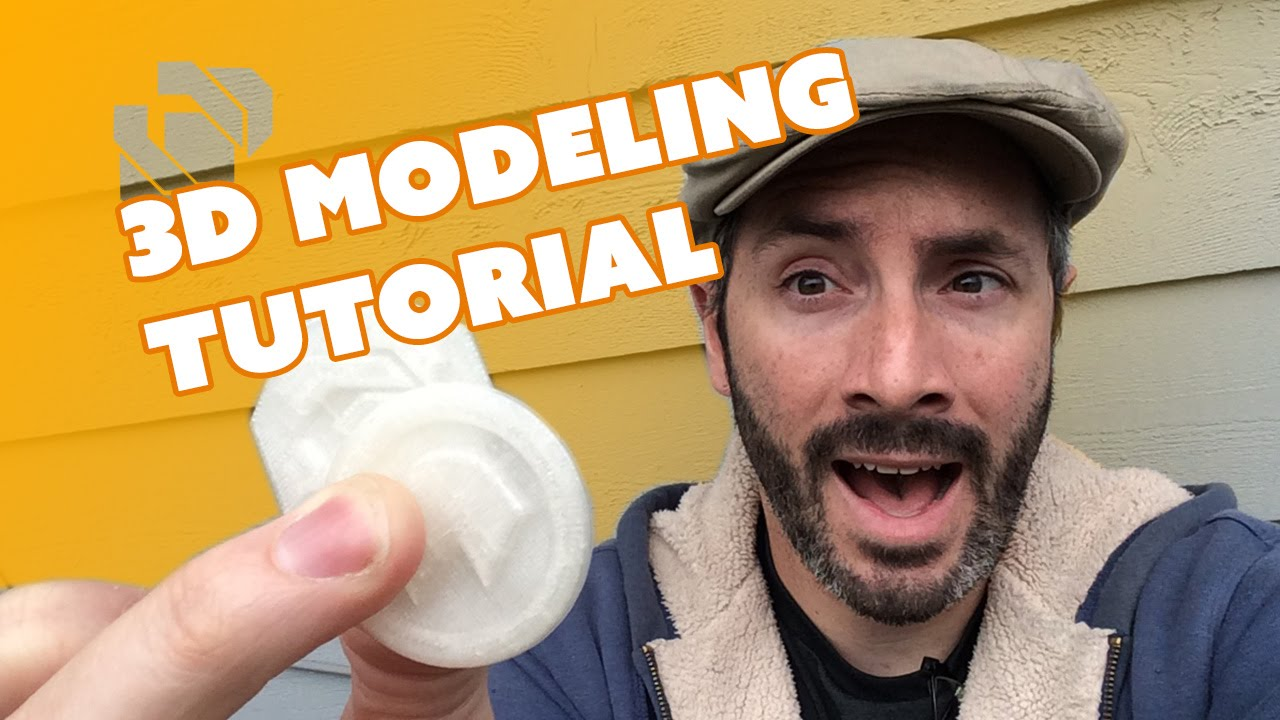 3D Modeling & Printing with 123D Design