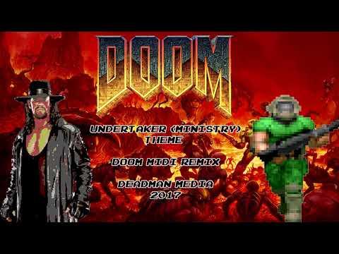 WWE The Undertaker - Ministry Theme Remix - смотреть онлайн