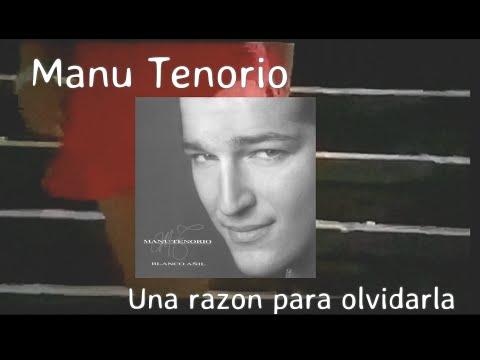 Manu tenorio - una razon para olvidarla (oficial hd con letra by hbk)