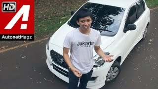 Review Datsun GO hatchback Panca Indonesia 2015