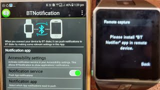 bt notifier apk for smartwatch