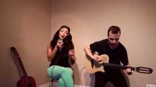 Lady Gaga - Gypsy - Acoustic Cover - (Ashley Mendez)