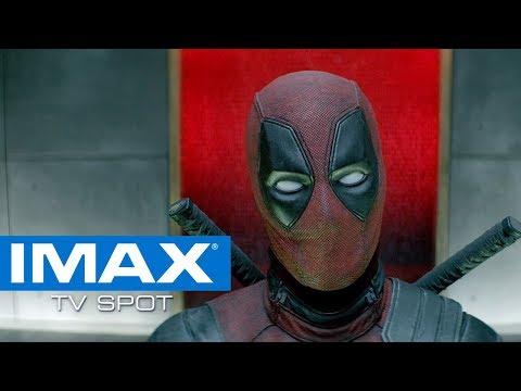 Deadpool 2  Deadpool 2  (IMAX TV Spot)