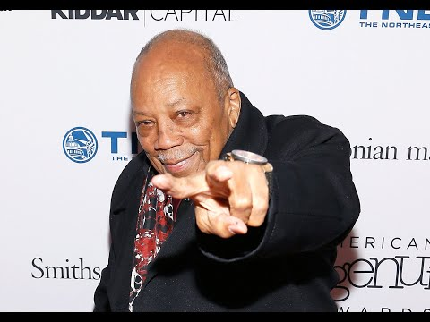 5 things about Quincy Jones
