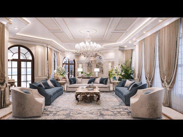Проект Виллы в США от Luxury Antonovich Design
