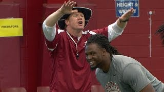 Built by Bama - 60 MINUTES SPORTS Preview