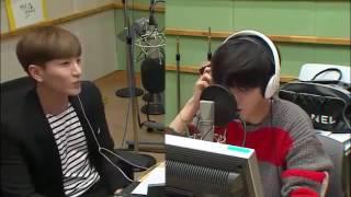 Yesung & Leeteuk - My Dear (Sukira Live)