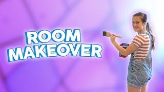 ROOM MAKEOVER // Paint My Room W/ Me!