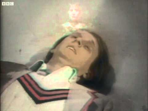 The Fifth Doctor regenerates