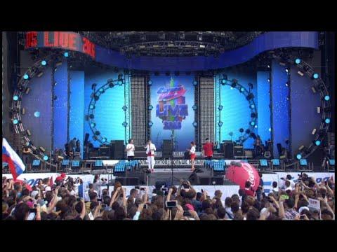 MBAND & НЮША — Попробуй... Почувствуй (Europa Plus Live 2016)