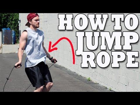 Learn To Skip Rope Like A Pro
