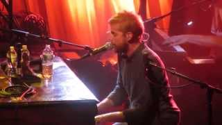 "Andrew McMahon in the Wilderness ""Black and White Movies"" @ Irving Plaza, NYC on 11/12/14"