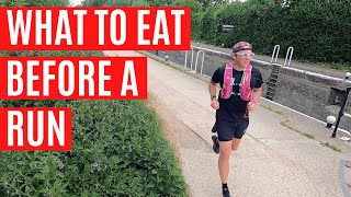 What To Eat Before A Run | Pre Running Nutrition Tips