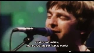 Oasis   Listen Up   Legendado • [BR | Live MTV Unplugged]