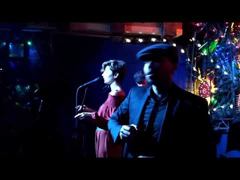 Farrapo & The Swingin' Junkies electroswing band Bologna musiqua.it