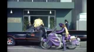 Batgirl-Cycle Action