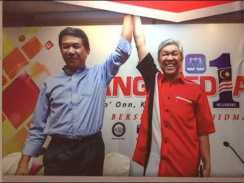 UMNO lumpuh kalau 40 ahli Parlimen tinggalkan parti