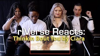 RIVerse Reacts: Thinkin Bout You By Ciara   MV Reaction