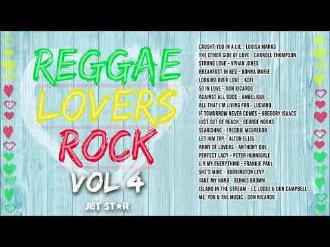 80s 90s Old School Lover's Rock Reggae Mix 4 - Barrington Levy,  Frankie Paul ,Gregory Isaacs