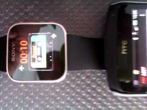 Video of Spy for SmartWatch 2