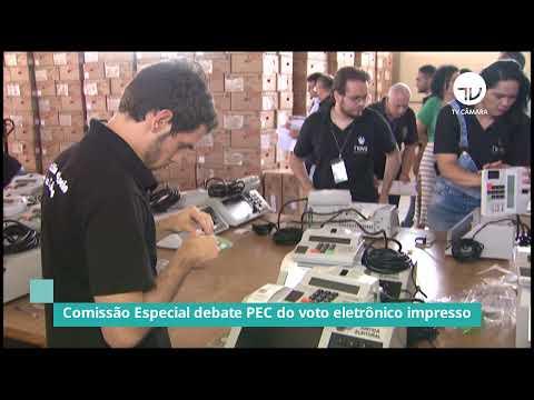 Comissão Especial debate PEC do voto eletrônico impresso – 11/06/21