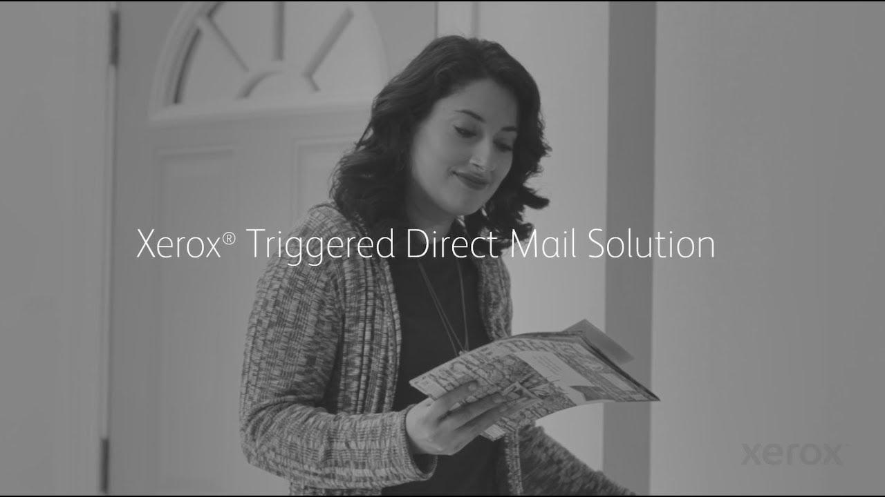 Correo Directo Impulsado por Xerox YouTube Video
