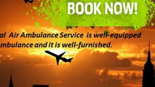 Get Global Air Ambulance Service from Varanasi for Transfer of Critical Pat