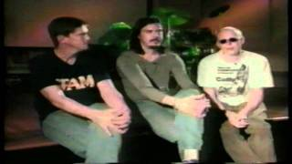 Butthole Surfers (MTV News 1996) - Interview + Pepper Promo