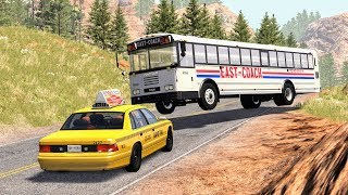 Realistic High Speed Crashes #29 - BeamNG Drive