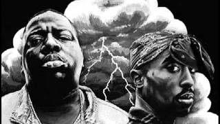 2pac & Biggie - Runnin (Stone Radio remix HQ)