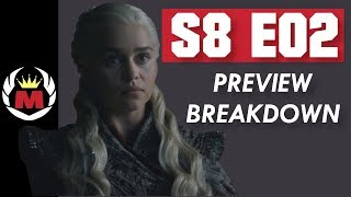 Game Of Thrones Season 8 Episode 2 Preview/Promo Breakdown