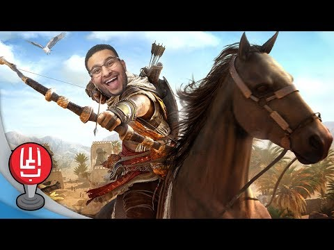 كل واحد و موتره! Assassin's Creed Origins
