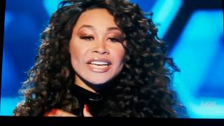 EVVIE MCKINNEY 'RISE UP' THE REAL DEAL ON THE FOUR (BATTLE FOR STARDOM) SEASON 1 EPISODE 5