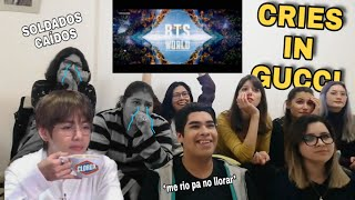 BTS (방탄소년단) 'Heartbeat (BTS WORLD OST)' [MV REACTION] By Putifandom Spanish Crying