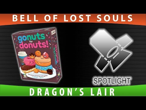 Tabletop Spotlight | Go Nuts For Donuts