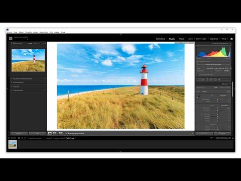 Cómo utilizar los perfiles ICC de Saal Digital en Lightroom