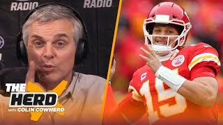Herd Hierarchy: Colin's Top 10 teams post-free agency   NFL   THE HERD