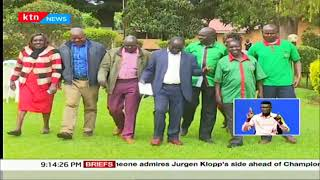 KNUT Strike Notice: KNUT alleges that TSC is planning to swindle teachers