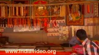 Chatur Shringi Devi Temple and shops, Pune