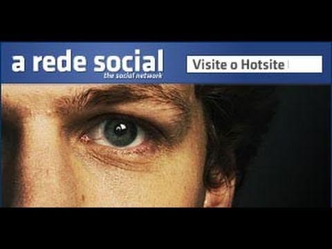 A Rede Social - Trailer do filme baseado no livro
