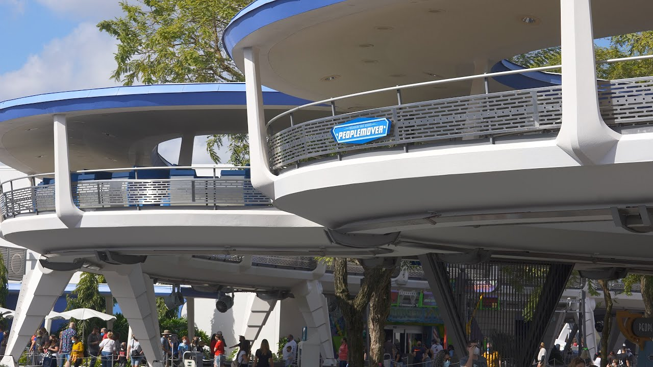 PeopleMover testing Jan 2021