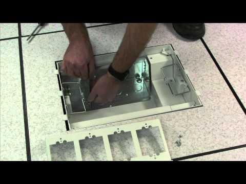 Efbff Furniture Feed Floor Box Bare Concrete Amp Terrazzo