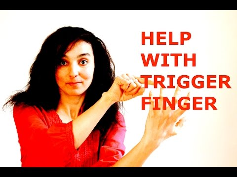 Video All You Need To Know about the Trigger Finger Treatment | Cause, Tips and Tricks